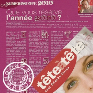 2010 Numéroscope