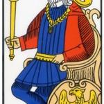 4) L'Empereur, Comprendre le tarot de marseille