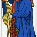 9 ) L'Hermite, Comprendre le tarot de Marseille