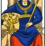 3 ) L'Impératrice, Comprendre le tarot de Marseille