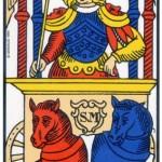 7 ) Le Chariot, Comprendre le tarot de Marseille