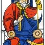5 ) Le Pape, Comprendre le tarot de Marseille