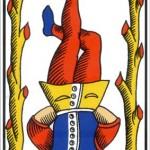 12 ) Le Pendu, Comprendre le tarot de Marseille