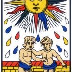 19 ) Le Soleil, Comprendre le tarot de Marseille