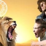 Lion, de la petite enfance à l'adolescence…