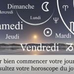 Horoscope du lundi 29 août