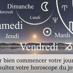 Horoscope du lundi 12 septembre