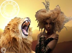 gemeaux et lion
