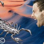 Scorpion ascendant poissons