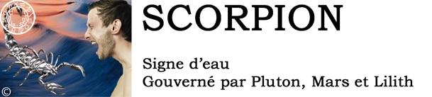 l'horoscope de la rentrée 2012 8-Scorpion19
