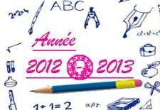 ✐✎L'année scolaire 2012 – 2013 de vos enfants✎✐