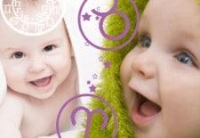 ☽Les enfants nés entre le 15 et le 21 avril 2013 ♈/♉