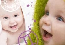 ☽Les enfants nés entre le 3 et le 9 juin 2013 ♊