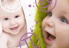 ☽Les enfants nés entre le 17 et le 23 juin 2013 ♊♋