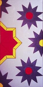 Carte de l'étoile du tarot de Chris Semet | 200 € | Vendu