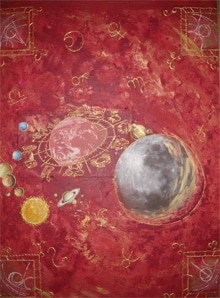Thème Astral | 350€ | VENDU