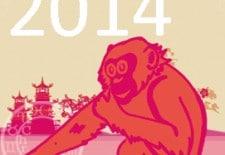 Singe 猴 | Votre année 2014