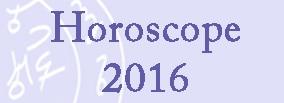 Votre horoscope 2016 signe par signe