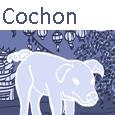 Icone menu Cochon