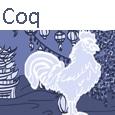 Icone menu Coq