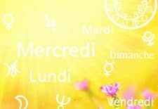 ✵ HOROSCOPE HEBDO ✵✵ du 9 au 15 avril 2018 ✵