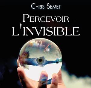 Mon dernier livre : Percevoir l'invisible