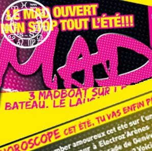 2012 Horoscope Amoureux le Mad