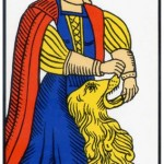11 ) La Force, Comprendre le tarot de Marseille
