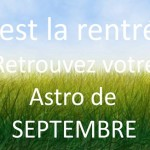 Horoscope du mois de septembre 2011