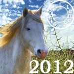 Cheval, Votre année 2012