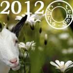 Chèvre, Votre année 2012