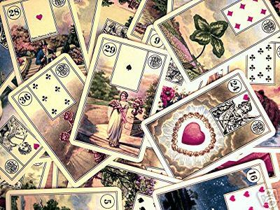 Le jeu de cartes de Madame Lenormand