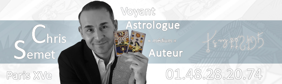 Chris Semet – Voyant, astrologue