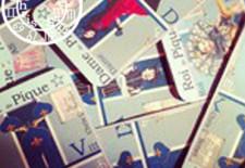 Le jeu de 32 cartes à jouer : 'La famille des piques'