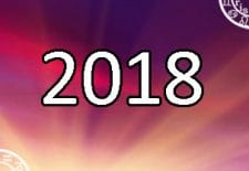 ★ HOROSCOPE 2018 ★