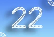 ✵ Vingt-deux |22| NUMEROSCOPE 2019 ✵