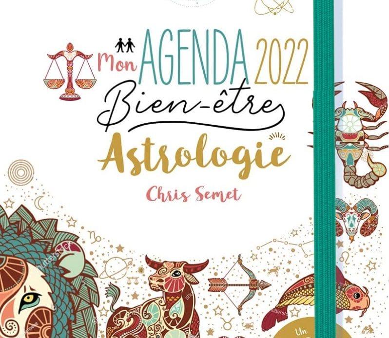 VOTRE AGENDA ASTROLOGIQUE 2022